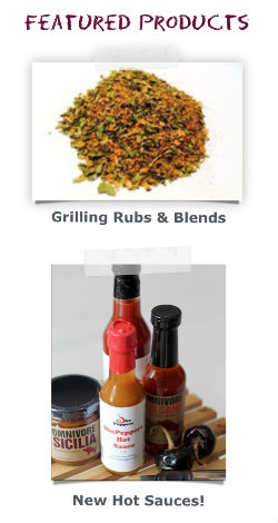 Shop Grilling Rubs and Hot Sauces online